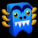 blue,creature icon