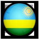 flag, rwanda, of icon