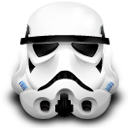 star wars, clone, helmet, storm trooper, droid icon