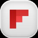 Flipboard, Light icon