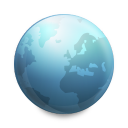 connected, globe, earth, planet, world icon