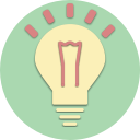 idea, plug, lamp, energy, power, electricity, light icon