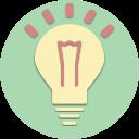 idea, plug, lamp, energy, power, electricity, light icon