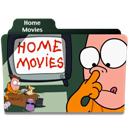 Home, Movies icon