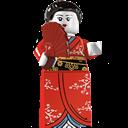Geisha, Lego icon