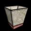 empty, gnome, trash, blank, recycle bin icon