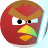 angrybirds,starwars icon
