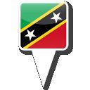 And, Kitts, Nevis, Saint icon