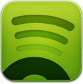 Alt, Spotify icon