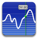 Chart, Stocks icon