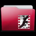 folder adobe video encoder icon