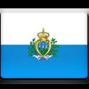 flag, marino, san icon