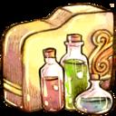 folder,art,chemistry icon