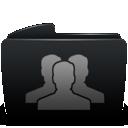 groups, folder icon