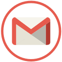 mail, google, gmail icon