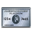 american, platinum, express icon