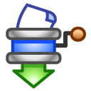 stuffit, expander icon | Spiffy icon sets | Icon Ninja