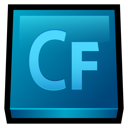 fusion, adobe, cold icon