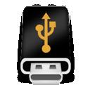 stick, usb icon