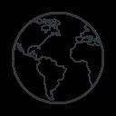marker, globe, navigation, location, earth, global, world icon