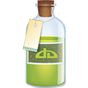 Bottle, Deviantart icon