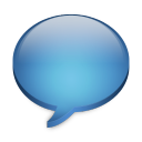 speak, chat, talk, comment icon