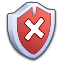 security, off, firewall icon