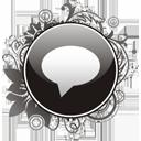 Bubble, Comment icon