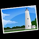 ocracoke,island icon