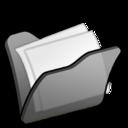 folder,black,mydocument icon