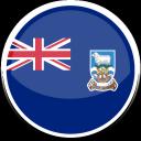 falkland, island icon