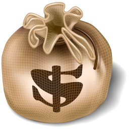 money, bag icon