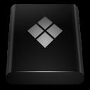 Black Drive Bootcamp icon