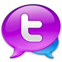 social network, large, social, twitter, sn, logo icon