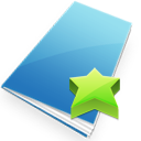 bookmark, star, favorite, favourite icon