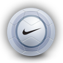 soccer, aerow, silver, sport, football icon