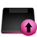 upload,folder,ascend icon
