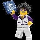 Disco, Lego icon