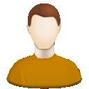 man, person, male, client, user icon