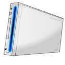 wii,side,view icon