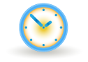 time, clock, wait icon