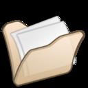 Folder beige mydocuments icon
