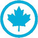 flag, mb, canada icon