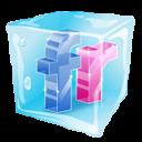 Flickr, Ice icon