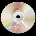 rw, disc, dvd icon