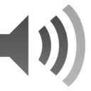 audio volume medium panel icon