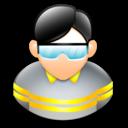 man, tester, test, user icon