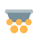 podium with audience icon