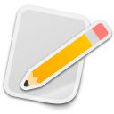 writing, file, edit, text, document, write icon