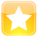favorite,badge,star icon